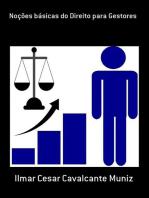 Noções Básicas Do Direito Para Gestores