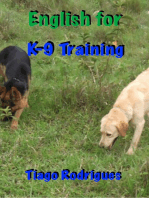 English For K 9 Training