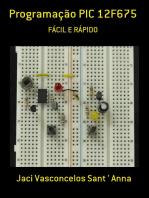 Programação Pic 12 F675