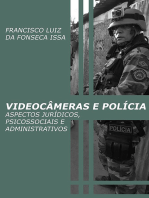 VideocÂmeras E PolÍcia