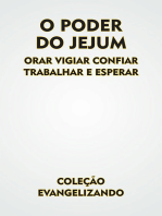 O Poder Do Jejum