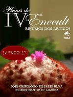 Anais Do Iv Enccult