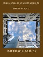 Concurso PÚblico No Direito Brasileiro