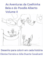 As Aventuras Da Coelhinha Bela E Do Poodle Alberto Volume Ii