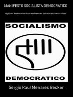 Manifesto Socialista Democratico