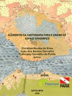 Elementos Da Cartografia Para O Ensino Do Espaço Geográfico