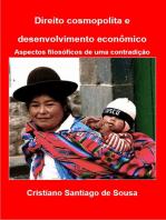 Direito Cosmopolita E Desenvolvimento Econômico