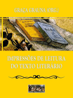Impressões De Leitura Do Texto Literário