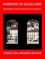 Marxismo Vs Socialismo