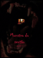 Monstro Do SertÃo Volume 1