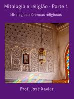 Mitologia E Religião Parte 1
