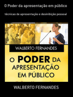 O Poder Da Apresentação Em Público