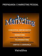 Propaganda E Marketing Pessoal