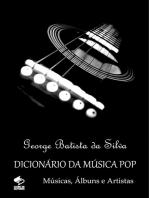 DicionÁrio Da MÚsica Pop