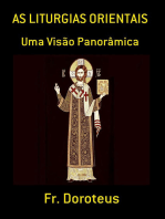 As Liturgias Orientais