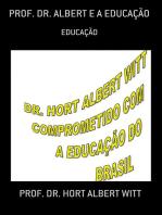 Prof. Dr. Albert E A EducaÇÃo