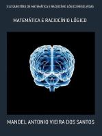 312 QuestÕes De MatemÁtica E RaciocÍnio LÓgico Resolvidas