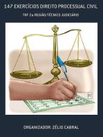 147 ExercÍcios Direito Processual Civil