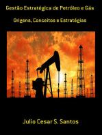 Gestão Estratégica De Petróleo E Gás