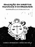 EducaÇÃo Em Direitos Humanos E Diversidade