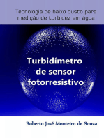Turbidímetro De Sensor Fotorresistivo
