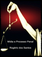 MÍdia E Processo Penal