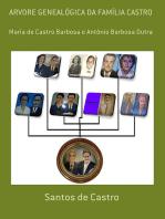 Arvore GenealÓgica Da FamÍlia Castro