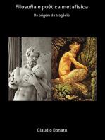 Filosofia E Poética Metafísica