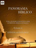 Panorama Bíblico