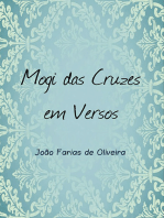 Mogi Das Cruzes Em Versos