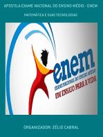 Apostila Exame Nacional Do Ensino MÉdio Enem