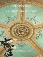 Quarteto Em Lá Menor