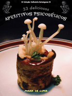 33 Deliciosos Aperitivos Psicodélicos