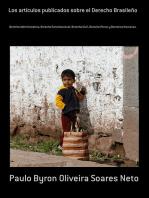 Los Artículos Publicados Sobre El Derecho Brasileño
