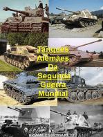 Tanques Alemães Da Segunda Guerra Mundial