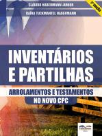 Inventários E Partilhas, Arrolamentos E Testamentos