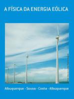 A FÍsica Da Energia EÓlica
