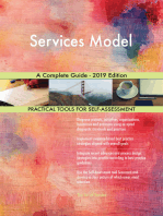 Services Model A Complete Guide - 2019 Edition