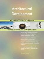 Architectural Development A Complete Guide - 2019 Edition