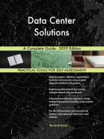 Data Center Solutions A Complete Guide - 2019 Edition