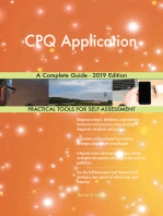 CPQ Application A Complete Guide - 2019 Edition