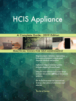 HCIS Appliance A Complete Guide - 2019 Edition