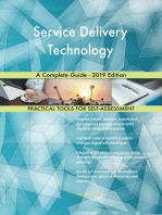 Service Delivery Technology A Complete Guide - 2019 Edition