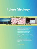 Future Strategy A Complete Guide - 2019 Edition