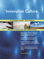 Innovation Culture A Complete Guide - 2019 Edition
