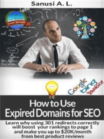 How to Use Expired Domains for SEO