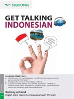 Get Talking Indonesian