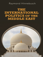 The international politics of the Middle East