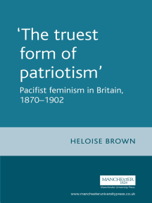 The truest form of patriotism'