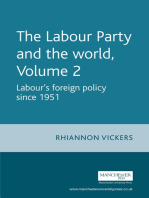 The Labour Party and the world, volume 2